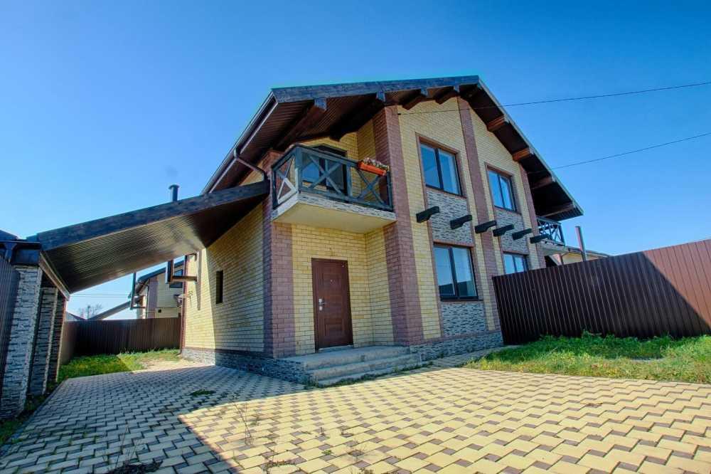 Коттеджный поселок «Альпийская Деревня» | Краснодар Дом 107 кв.м на участке 2.45 сот. (#59)